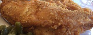 Fried Chicken - Golden Skillet - Henderson NC